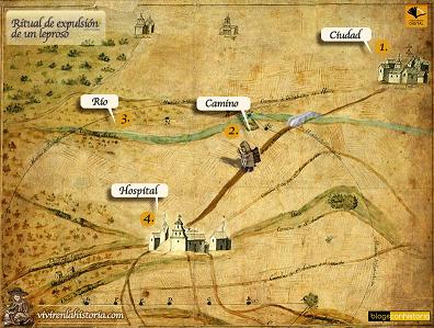 El camino del leproso