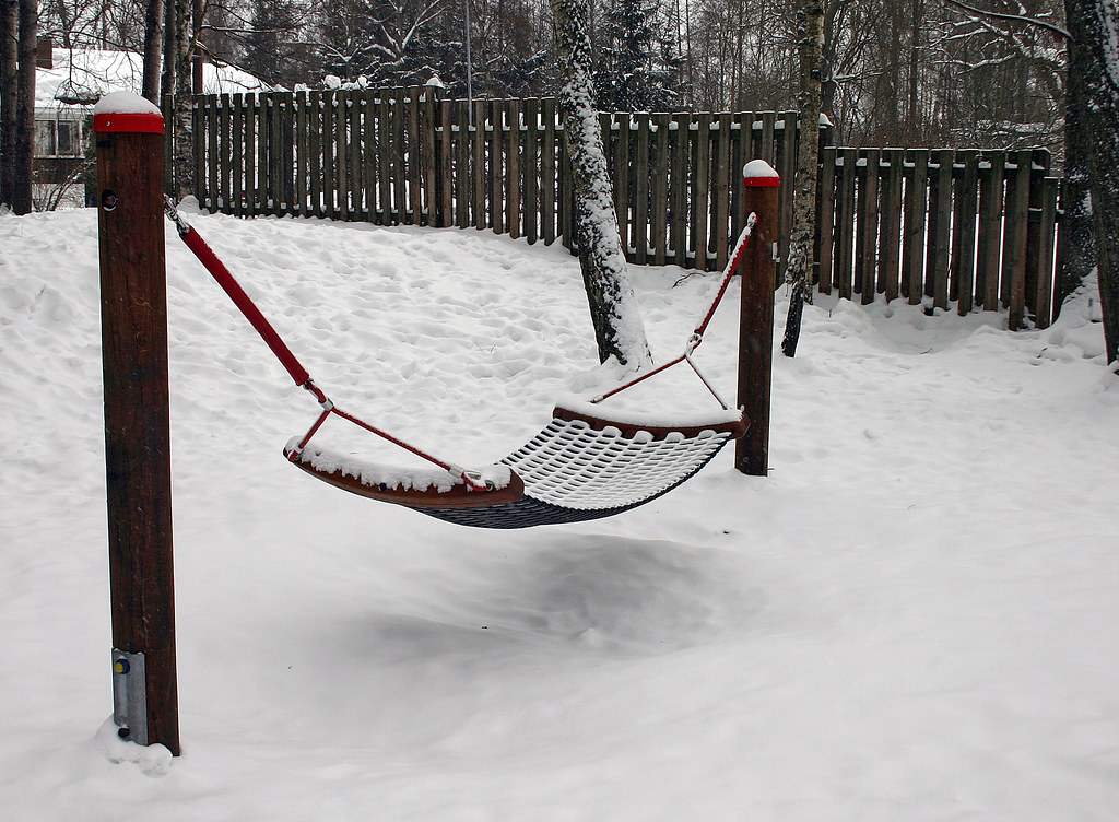 Winter Hammock