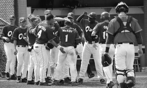 Baseball-Celebration