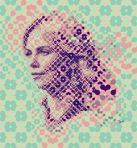 Charlize Theron: African beauty / Charis Tsevis