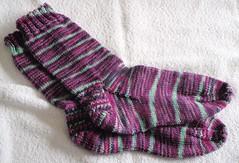 Heartstone Socks