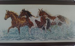 Three Horses Running, Free Spirits
