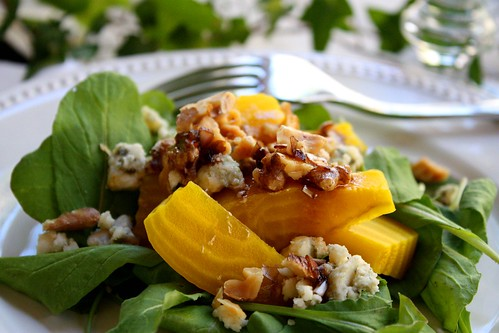 Golden Beet Salad #2