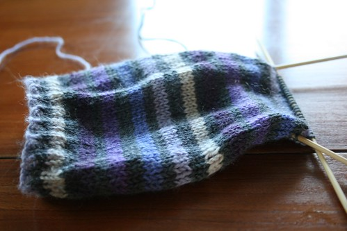 Olympic sock
