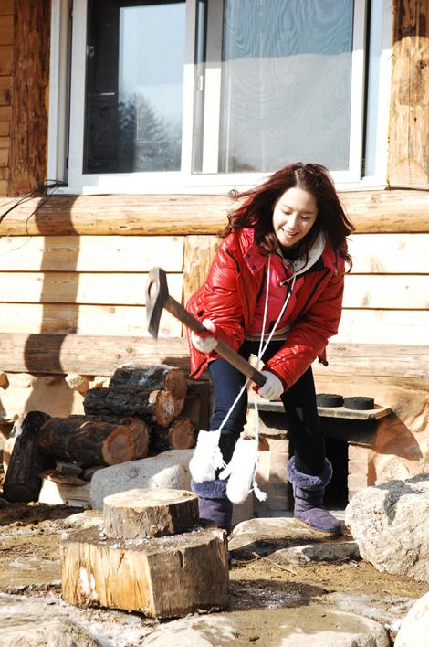 Yoona Family Outing Season 2 Family Outing Season 2 – Snsd