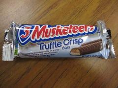 3 Musketeers Truffle Crisp