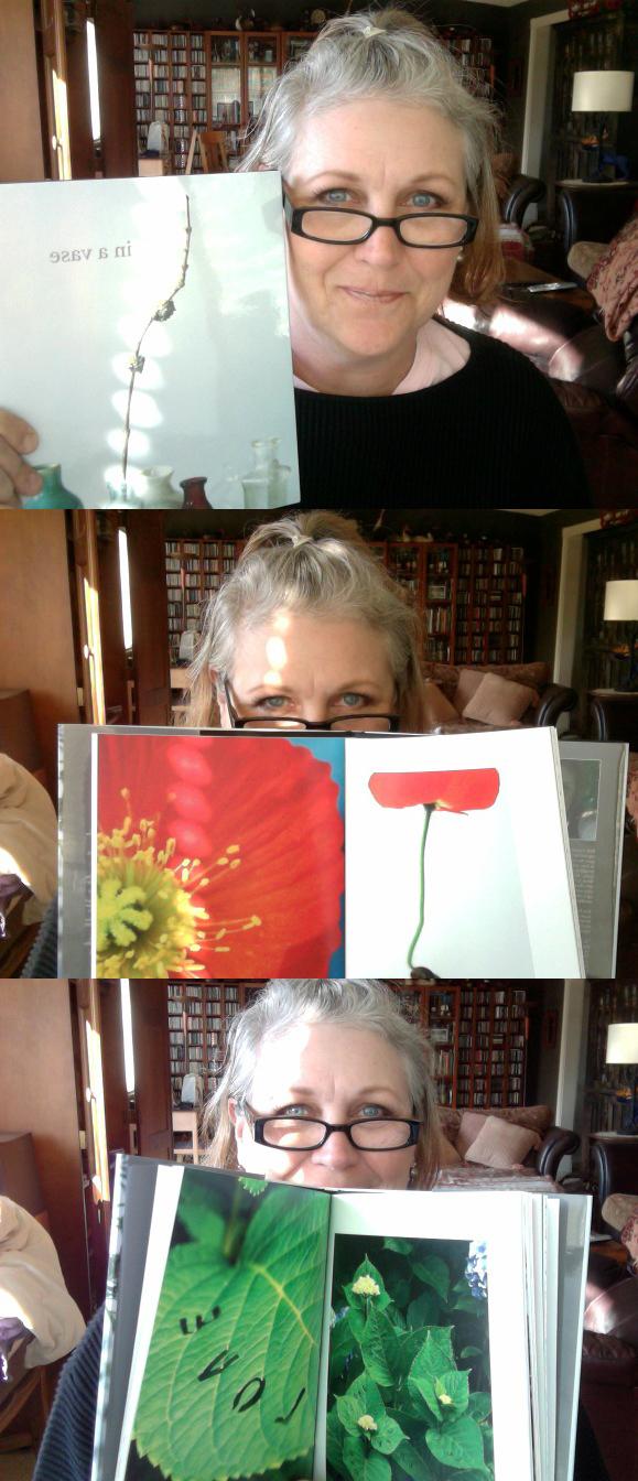 """in a vase"""