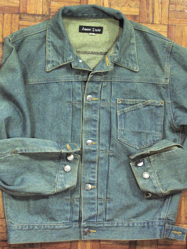 Denim jacket 01