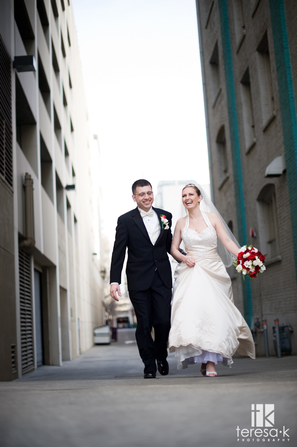 downtown sacramento photographer Daniel and Carol - Sacramento Valentine's Day wedding, the Citizen Hotel, Sacramento Wedding Photographer Teresa K