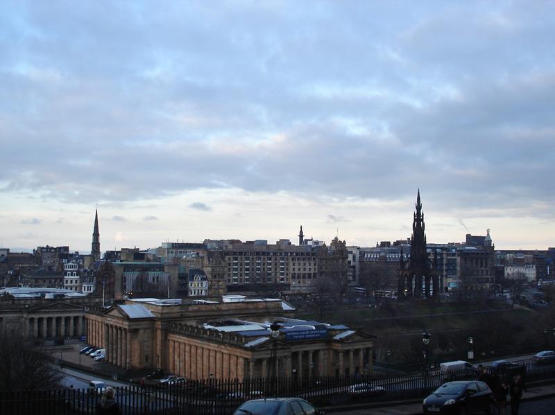 Edinburgh City Center 2