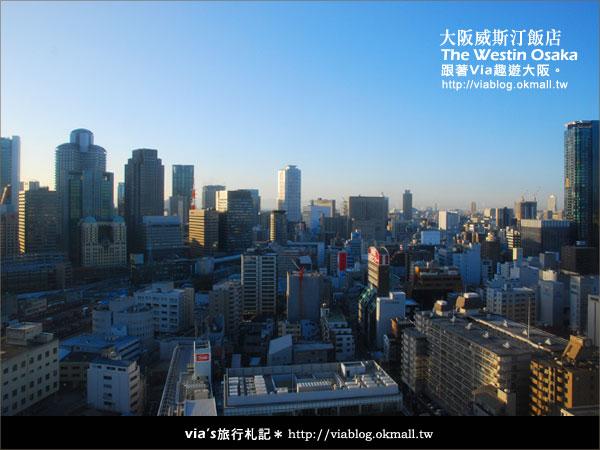 【via關西冬遊記】大阪住宿推薦~The Westin Osake大阪威斯汀飯店35
