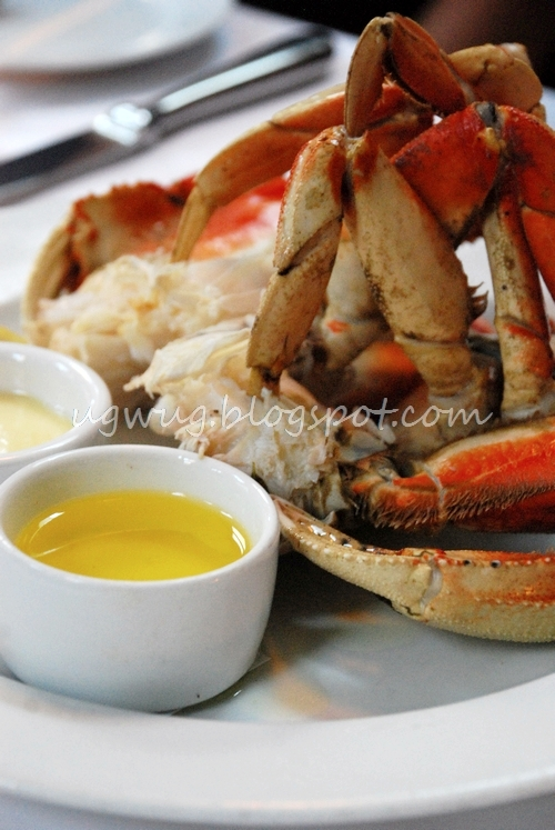 West Coast Dungeness Crab