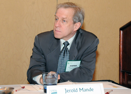 Deputy Under Secretary Jerold Mande