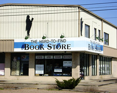 The Hard - to -  Find Book Store, Humble by Patrick Feller, on Flickr