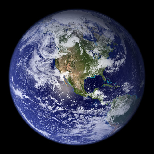 Amazing photo from @NASAGoddard - The most detailed true-color image of the entire Earth to date: http://flic.kr/p/7FDBma
