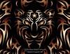 Fierce tiger! It's one of