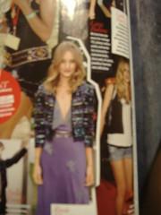 Page from vogue (matthewgrocott) Tags: magazine vogue