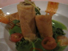 my vegetable strudel
