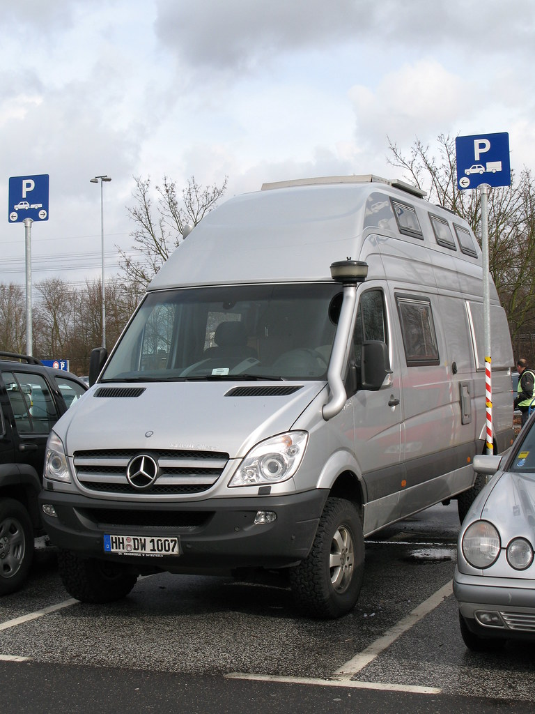 The world 39 s best photos of 4wd and sprinter flickr hive mind for Mercedes benz sprinter 4wd