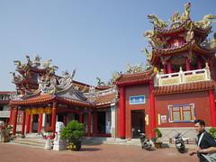 台南鹽水大眾廟