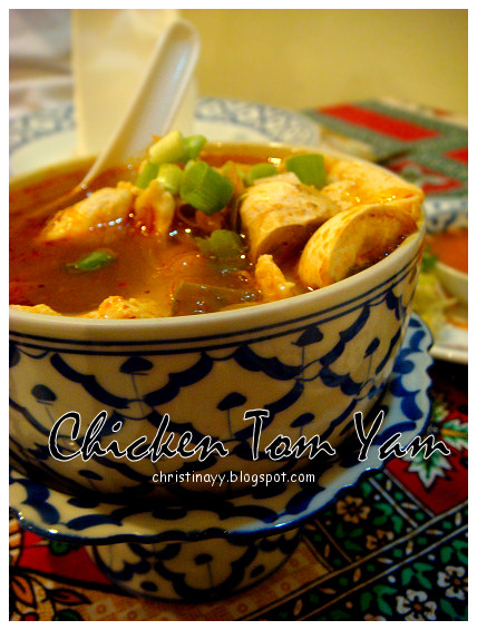 Thai Cottage Restaurant: Chicken Tom Yum