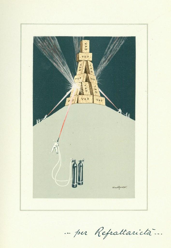 Illustration by Primo Sinòpico for Veni. VD. Vici.