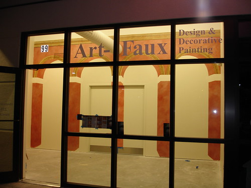 Art-Faux Studios front view