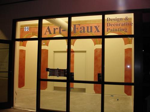 Art-Faux Studios front view