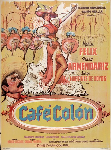 022-Café Colón-Mexico 1958-© University of Florida Digital Collections