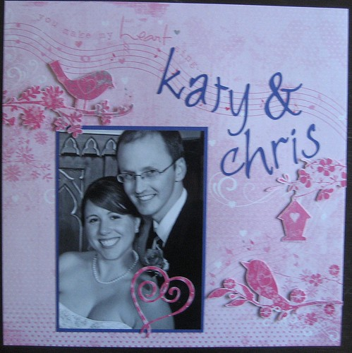 Feb C2P: Katy and Chris