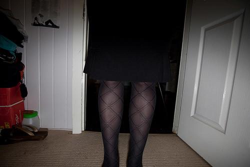 Patterned Legs, 231/365