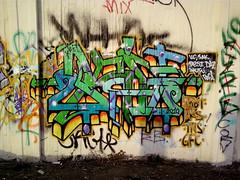 Kit (graffiti oakland) Tags: yards art graffiti oakland bay ks kit mbt gf gfc tns kitone