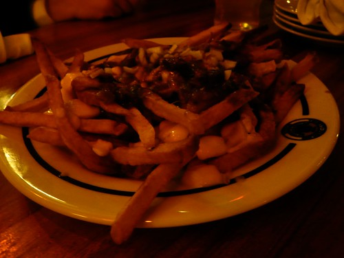 cheese fries with ranch. pizza or Whig cheese fries