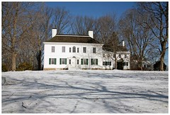 Ford Mansion in winter