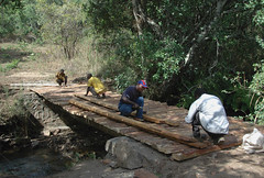 Chisanga Bridge, Nyika National Park