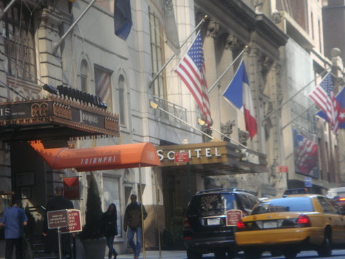 Sofitel Hotel, New York  44th
