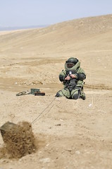 Remote Pull (Wayne Speek) Tags: afghanistan army ana war eod bomb usarmy sharana 707th