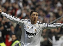 Cristiano Ronaldo Re del Real Madrid
