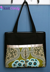 Fancy (Schmancy) Tote --30%OFF