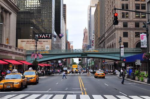 NEW YORK CITY - SEPTEMBER 2009
