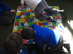 Maths Day Snakes & Ladders