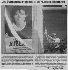 Ouest-France, 13 juin 2005