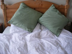New Bed Cushions