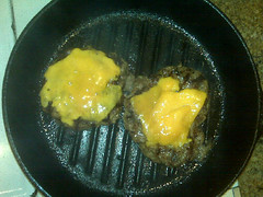 How To Cook A Cheeseburger #5