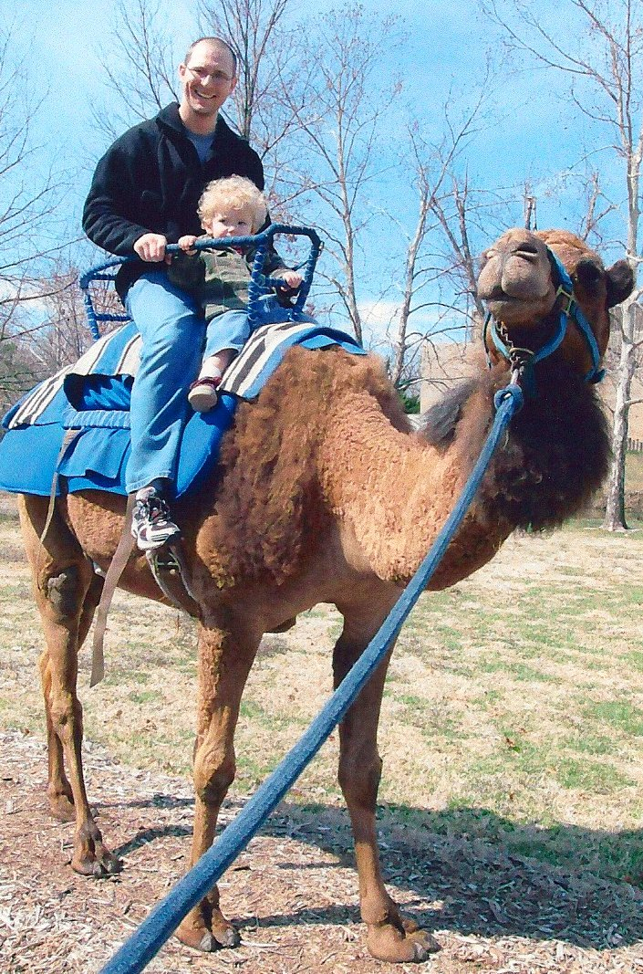 Camel Rides at the Tulsa Zoo