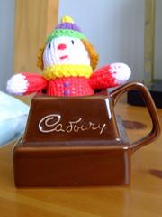 Cadbury mug.