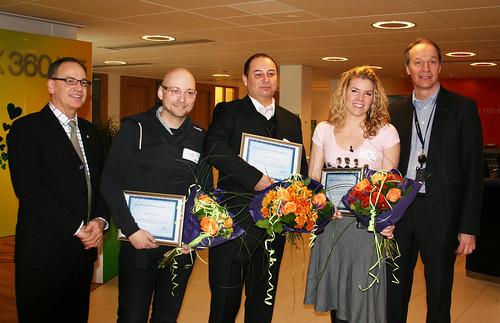 Bo Jansson (Lärarnas Riksförbund)Stefan Knutsson (KTH), Ricardo Rodriguez (VRS), Anna Karlsson (VRS), Per Adolfsson (Microsoft)