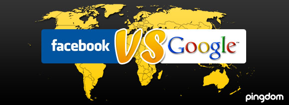 Facebook versus Google