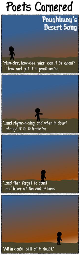 #113 - Poughbuoy's Desert Song