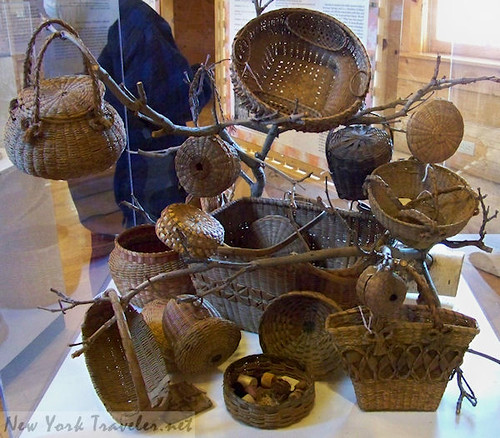 Oneida baskets